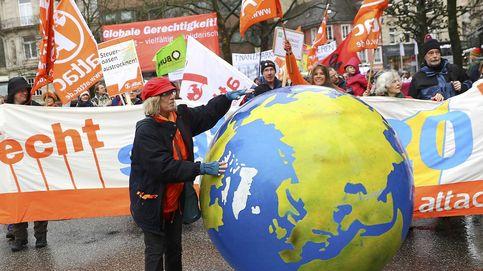 Marcha contra el G20