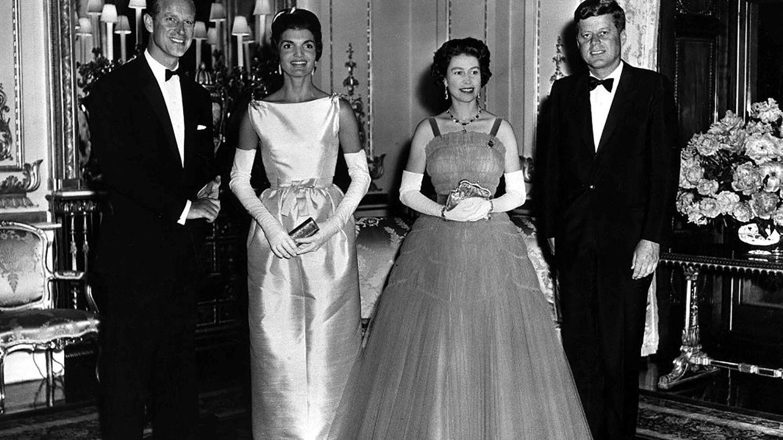 John F. Kennedy en 1961. (Reuters)