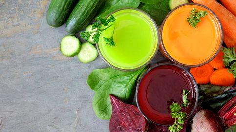 5 bebidas para tomar verduras de manera fácil y muy diferente