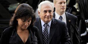 """El juez pone fin a la """"pesadilla"""" de Strauss-Khan tras desestimar los cargos penales"""