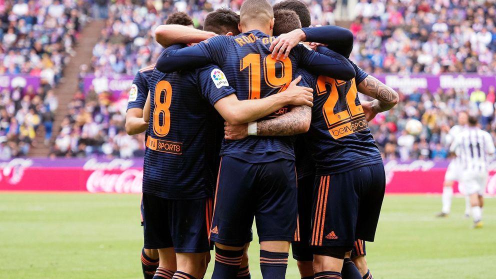 La amenaza del Valencia por relacionarle con el posible amaño del partido en Valladolid
