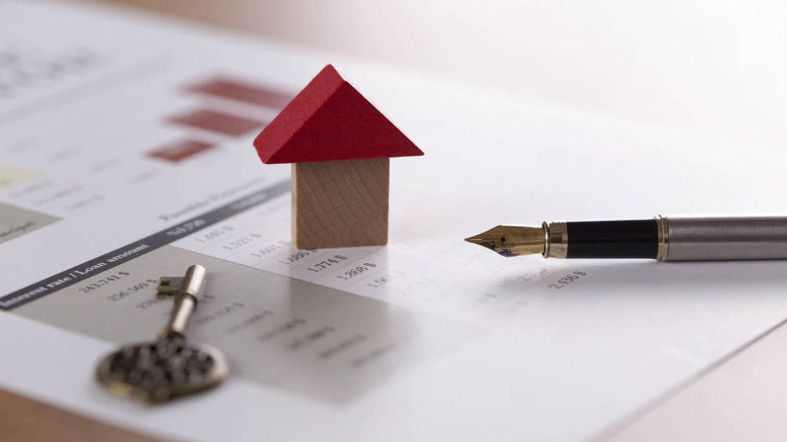 Foto: El 'boom' de las hipotecas a tipo fijo se acerca a su fin ante la recuperación del euríbor. (Corbis)