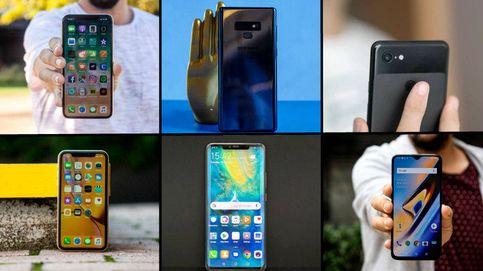 Duelo de fotos: los mejores móviles del momento, frente a frente. ¿Quién gana?