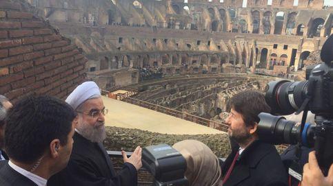Escándalo en Italia: Rouhani no pidió cubrir las estatuas pero agradece la hospitalidad