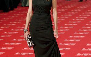 La actriz Silvia Abascal se recupera favorablemente tras sufrir un ictus cerebral