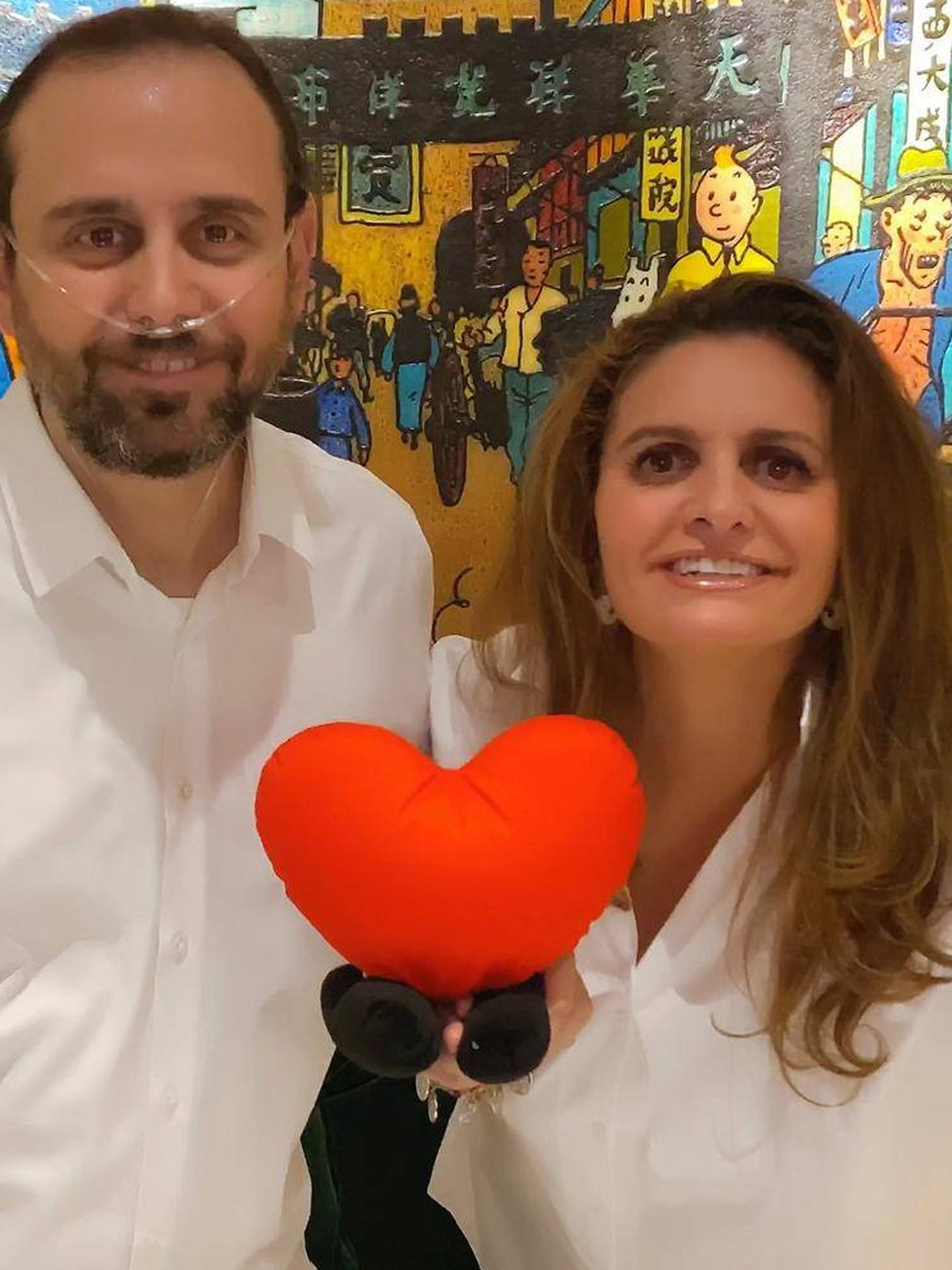 Sandra García-Sanjuán e Ignacio Maluquer, presidentes de la Fundación Starlite.