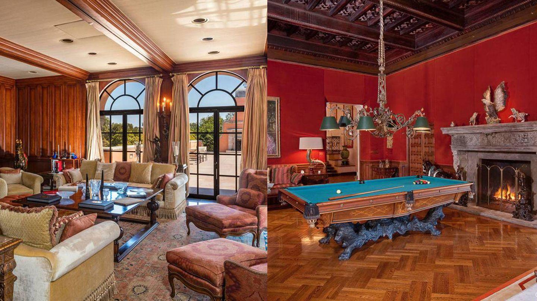 Zonas interiores de Beverly House. (Beauchamp Estates)