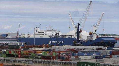 El otro muro de los inmigrantes: el puerto de Bilbao pone fin a los asaltos de polizones