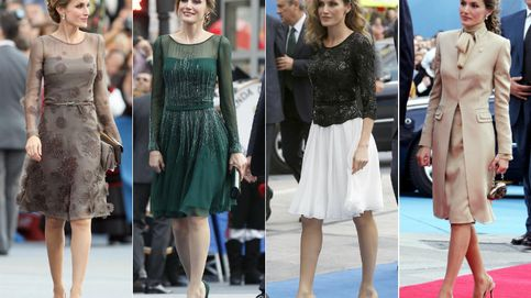 Ordenamos de peor a mejor los 12 looks de Letizia en los Premios Princesa de Asturias