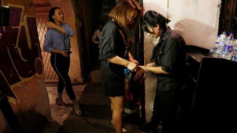 Una 'segurata' en las discotecas de Nueva Delhi
