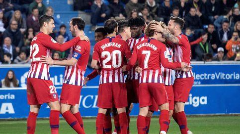 Alavés - Atlético de Madrid en directo: resumen, goles y resultado