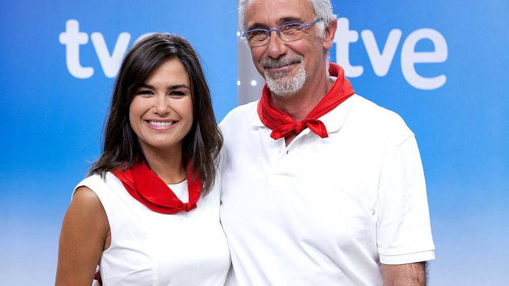 El lapsus de una presentadora en los Sanfermines tras el caso de La Manada