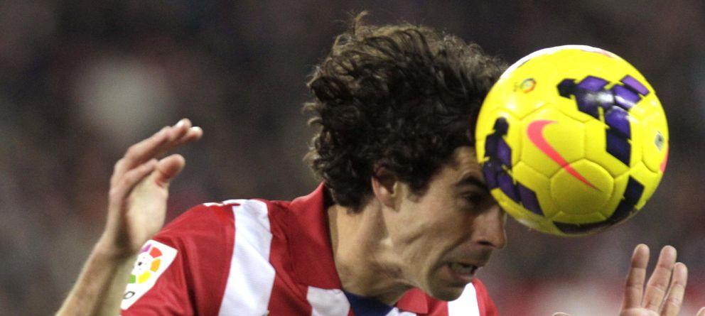 Foto: Tiago, en un partido de la pasada temporada (EFE)