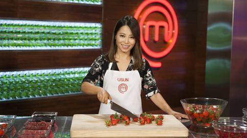 Usun Yoon, primera expulsada de la segunda temporada de 'MasterChef Celebrity'