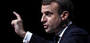 Post de Querido Macron: una palabra tuya bastará para debilitar a la OTAN