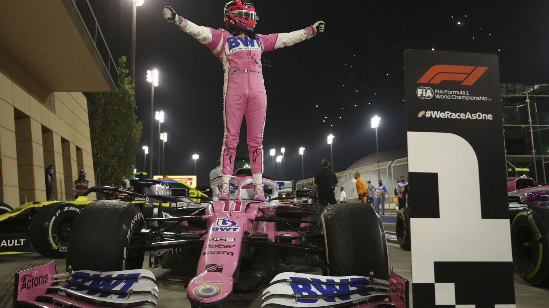 El piloto mexicano ha vivido un año increíble y azaroso, desde quedarse sin volante, su primera victoria y su fichaje por Red Bull