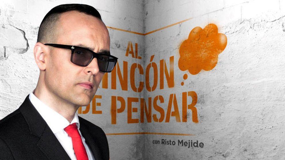 Twitter - Antena 3 manda a Risto Mejide 'Al rincón de pensar'