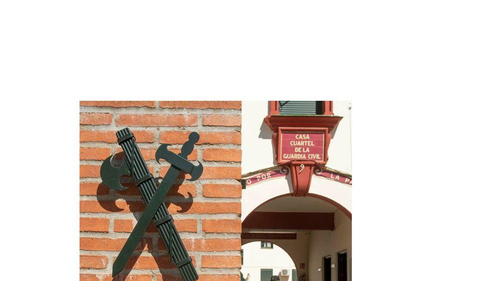 Foto: Hallan el cuerpo sin vida del hijo de la mujer desaparecida en Carmona, Sevilla. (Efe)