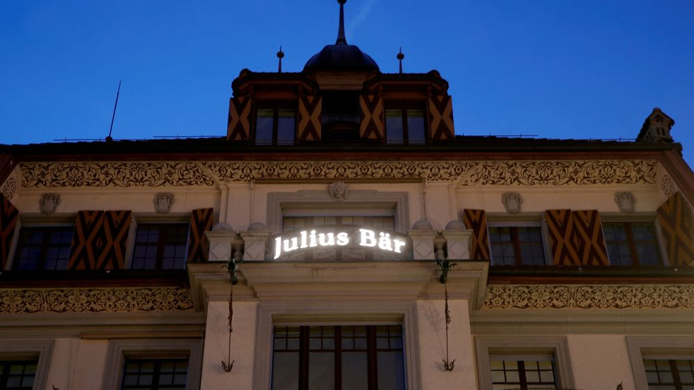 Foto: Sede del banco suizo Julius Baer (Reuters)