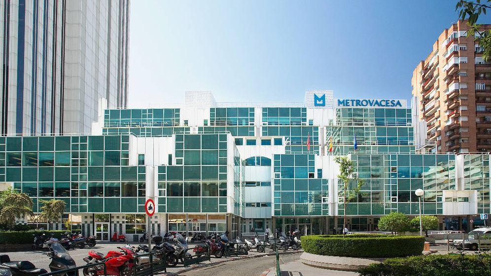 Foto: Edificio de Metrovacesa.