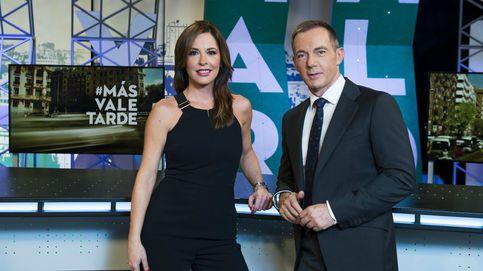 Hilario Pino, nuevo copresentador de 'Más vale tarde'