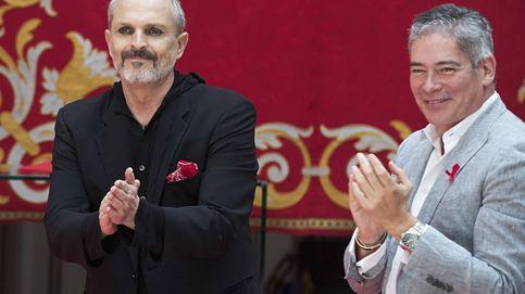 Admiten a trámite la demanda de Nacho Palau contra Miguel Bosé