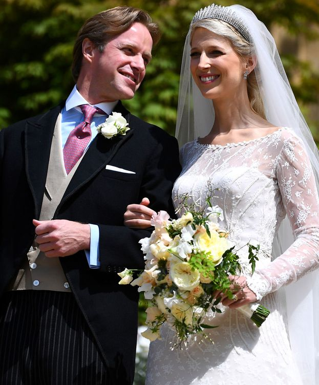 Foto: Boda de Lady Gabriella y Thomas Kingston. (Reuters)
