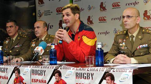 El día que España de rugby llamó al Ejército para motivar a los jugadores