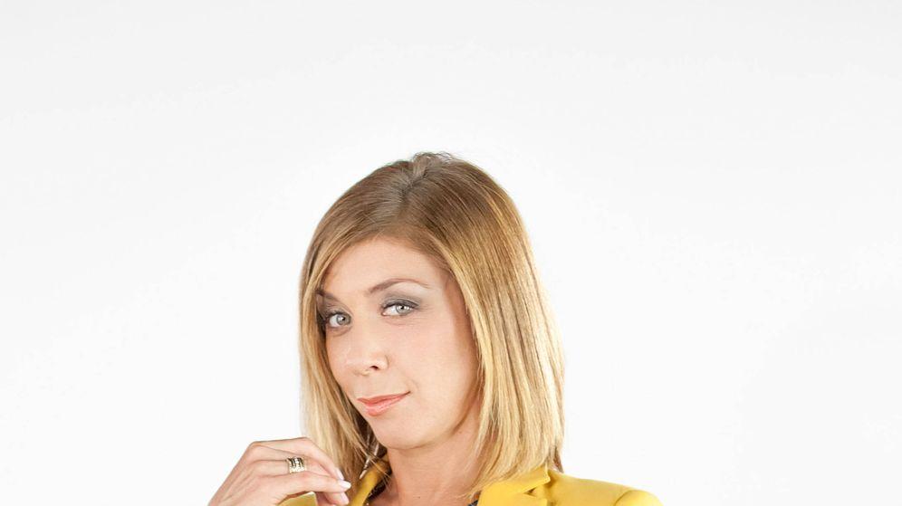 Foto: La actriz Eva Isanta. (Mediaset)