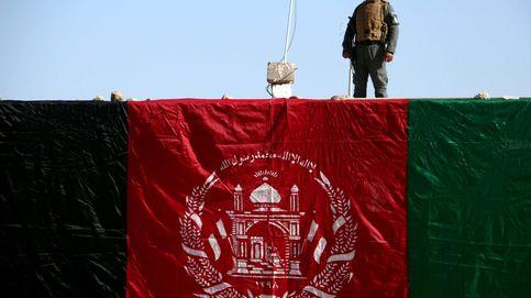 El Gobierno de Afganistán, en su menor nivel de control del territorio desde 2015