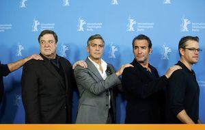 Clooney contra Hitler, pelea por amor al arte