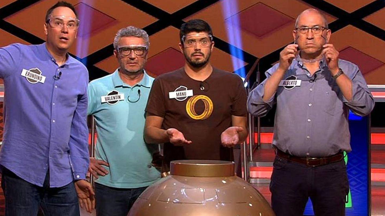Los Lobos, en '¡Boom!'. (Antena 3)