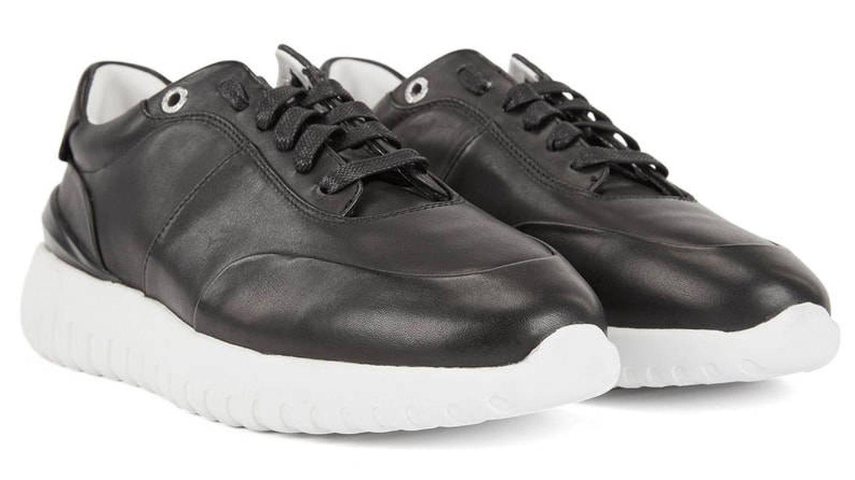 Las zapatillas de Hugo Boss.
