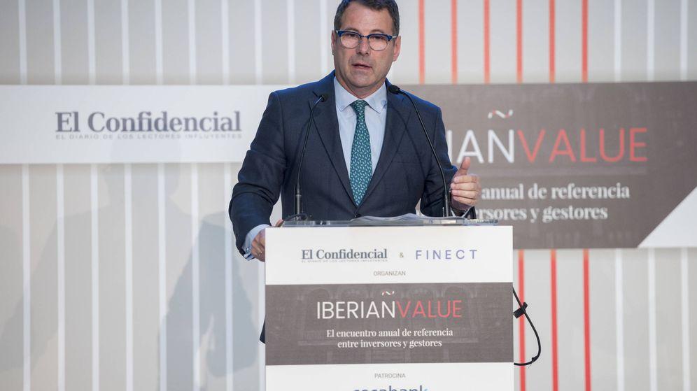 Foto: Jorge Yzaguirre, nuevo CEO de la Bolsa de Madrid