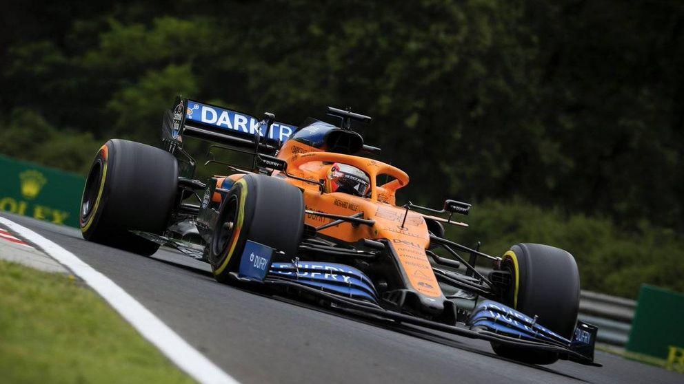 El 'shock' de Carlos Sainz y McLaren: Racing Point y Renault les pasan por encima