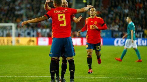 El empate de España ante Alemania arrasa con casi 4,9 millones (28,5%)