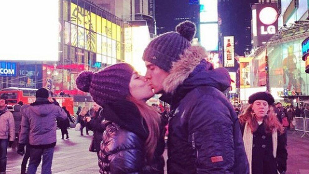 Tres parejas y tres destinos para sus vacaciones navideñas