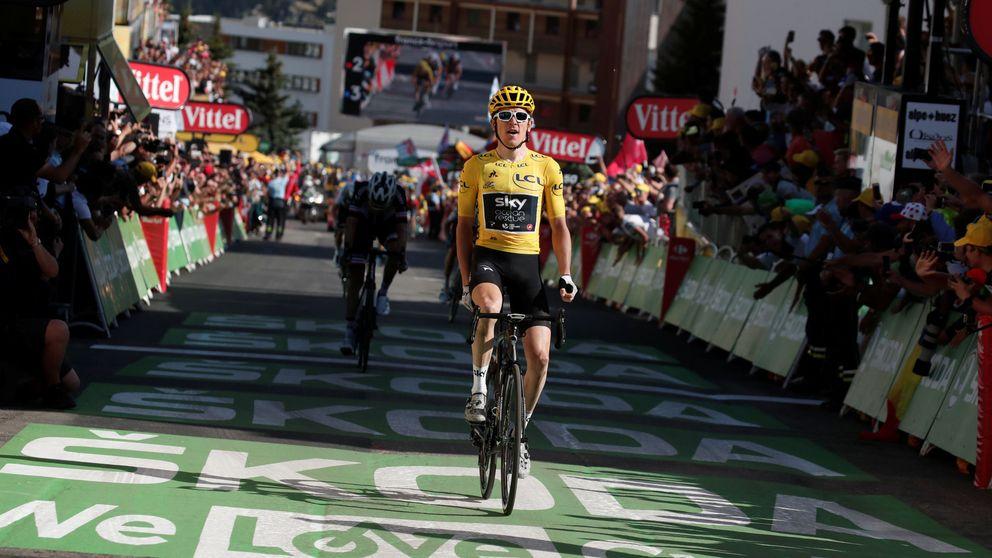 Cuando el escudero de Froome puede ganar el Tour si el Sky le dejara