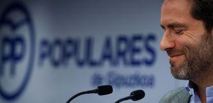 Post de Borja Sémper: adiós al freno de mano del PP
