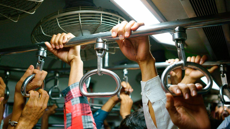 El viajero egoísta del tren de Londres que ha indignado a todos