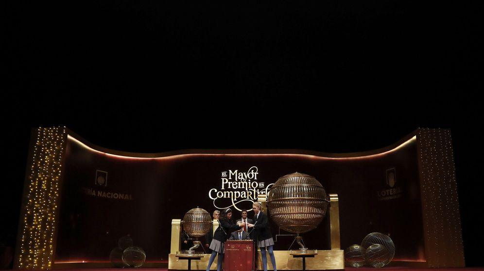 Foto: El día del sorteo de la Lotería de Navidad es uno de los más esperados del año | Foto: EFE
