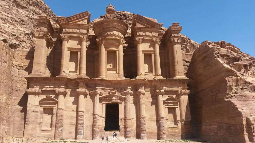 Un viaje por la mítica Petra y los sabores de Jordania