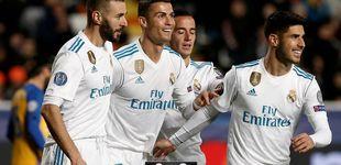 Post de La resurrección de Cristiano que hizo al Madrid en un equipo respetable