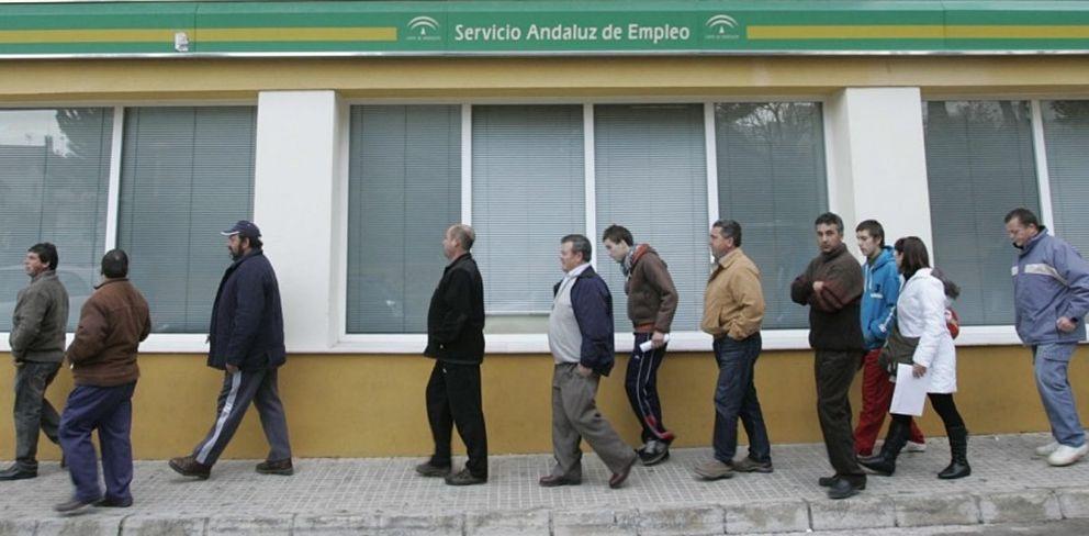 Servicio Andaluz de Empleo. (Efe)