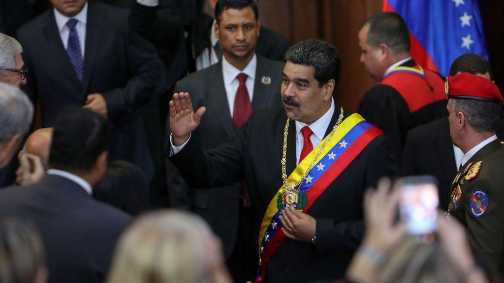 Maduro se plantea negociar y Guaidó ofrece una amnistía para su Gobierno