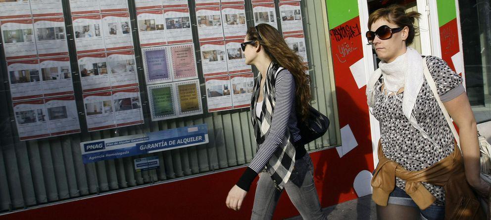 Foto: Los jóvenes sólo podrán comprar una vivienda si los precios caen otro 35%