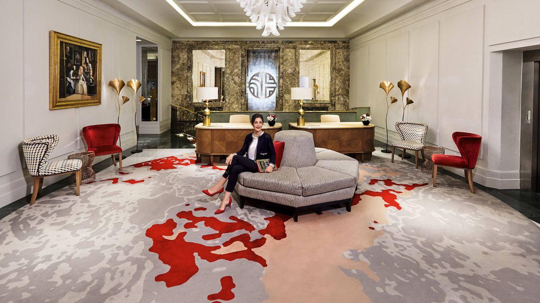 Foto: Cuidadas decoraciones e interiorismos vanguardistas conviven en los hoteles de NH Collection.