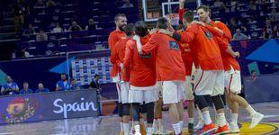 Post de Así es el ritual prepartido de la selección española en el EuroBasket