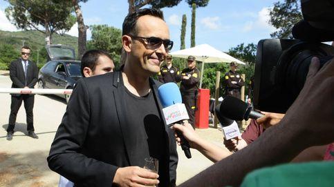 Cava '#toelrrato': el momentazo de Risto Mejide con la prensa antes de su boda
