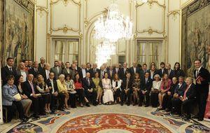 99 españoles influyentes y yo